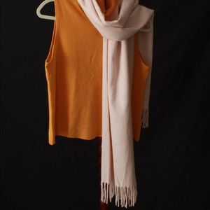 Pink/Light Neutral Skin Tone Scarf